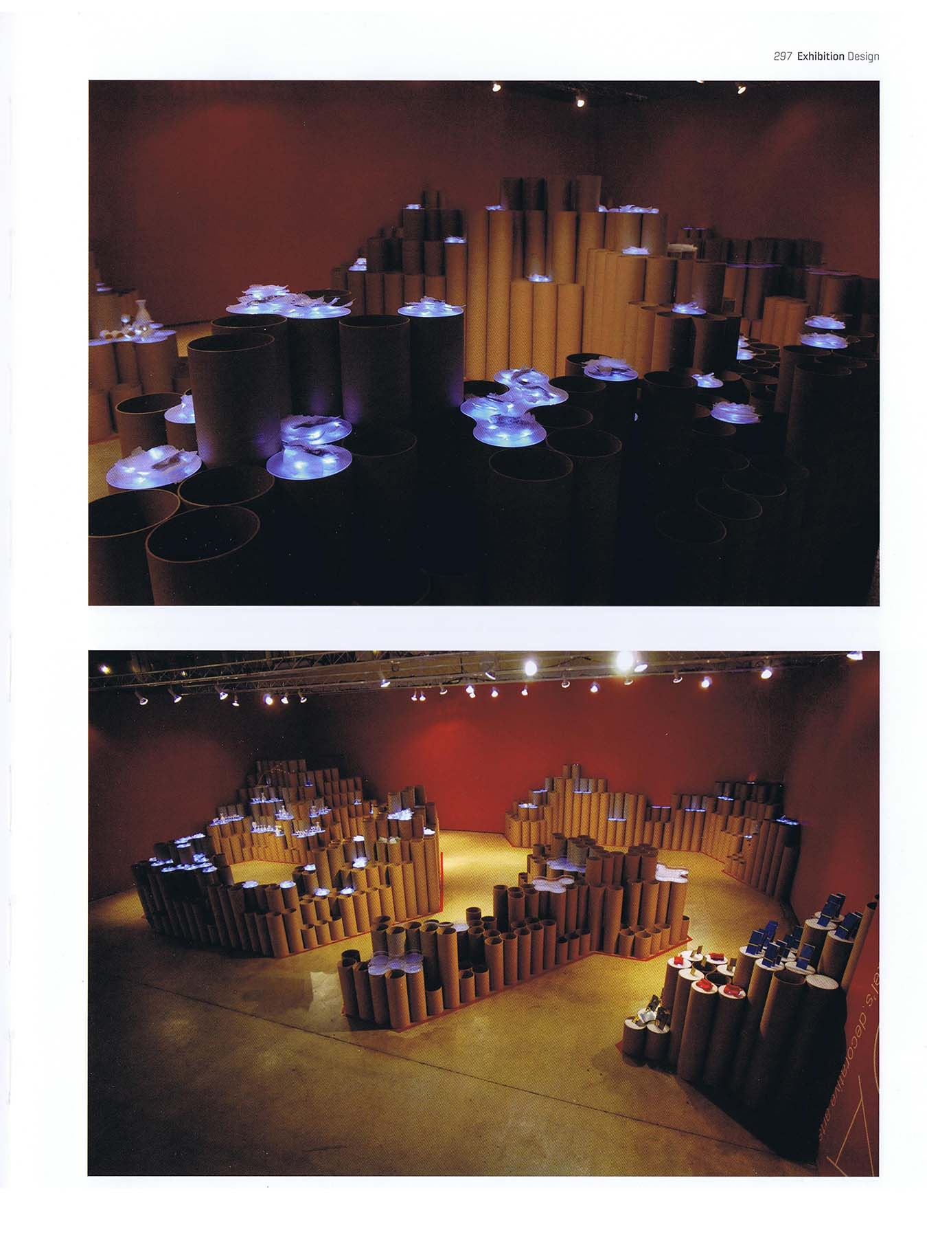 2010_Exhibition Design_Cardboard Figures_05