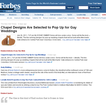 2011_Forbes_Chapel Designs are Selected_26-Jul_cover