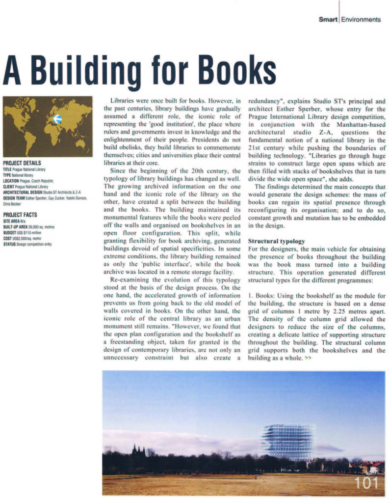 2008_Architecture Plus_A Building for Books_03