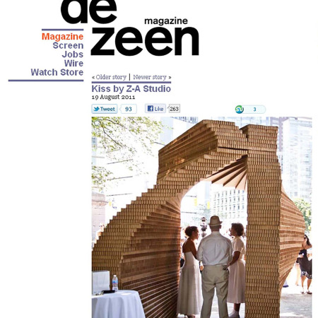 2011_DeZeen_Kiss by Z-A Studio_01